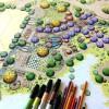 Landscape Architecture Blueprints Landscape Plans Landscape Design Hand Sketch Landscape Architects Landscaping Ideas Drawing To Draw Landscaping Design Landscape Architecture Sketch